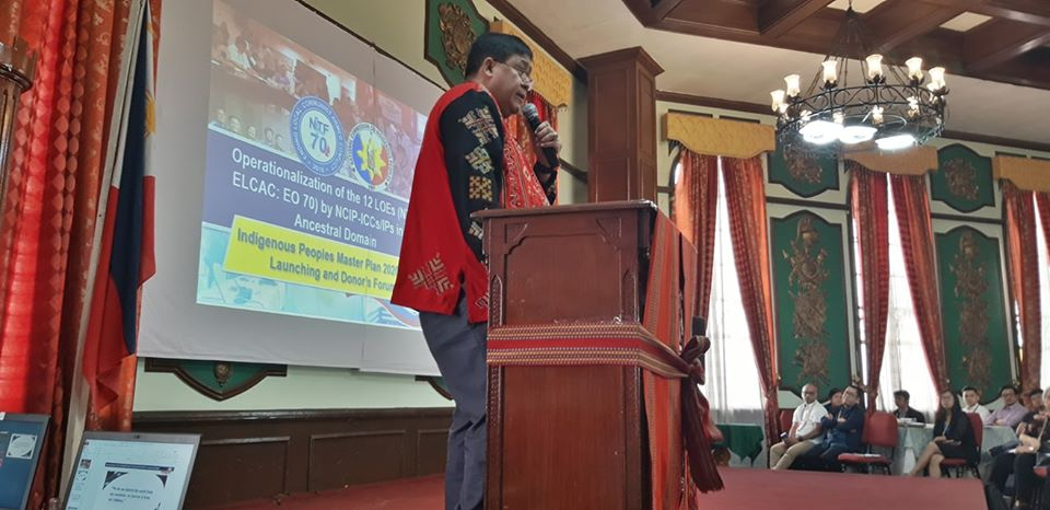 Indigenous Peoples Master Plan (IPMP) 2020-2024 Launching and Donor's Forum!