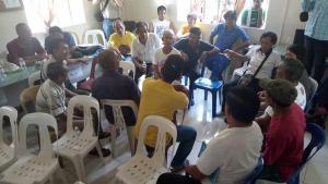1st Community Assembly @ Capintalan, Carranglan